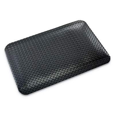 CWNCD0023DB - Crown Mats Industrial Deck Plate Anti-Fatigue ()