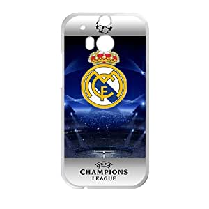 bayern munich real madrid Phone Case for HTC One M8