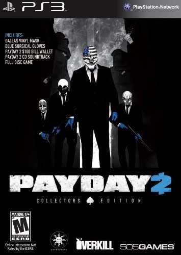 payday 2 ps3 - 6