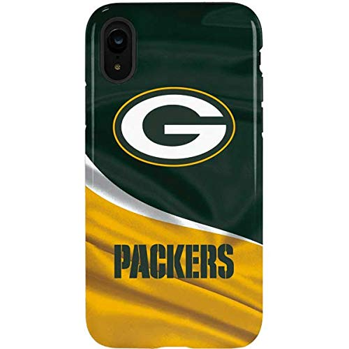 Skinit Green Bay Packers iPhone XR Pro Case - Officially Licensed NFL Phone Case - Dual Layer Construction & Scratch Resistant Finish