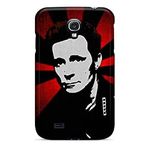 Samsung Galaxy S4 Szj16036rrvT Customized Colorful Green Day Pictures Excellent Hard Cell-phone Cases - PamelaSmith