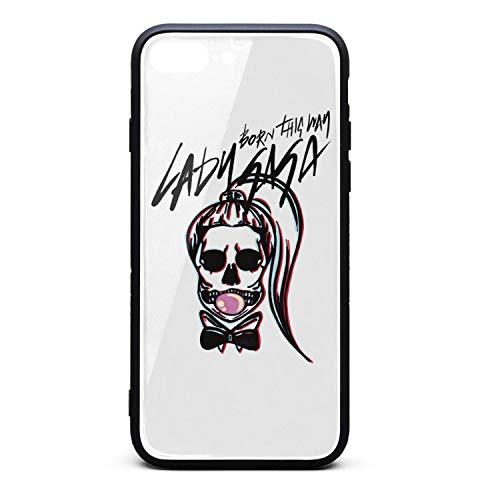 iPhone 7 Plus/iPhone 8 Plus Case do-What-u-wat-Singer-Lady-Gaga- Slim Soft TPU Protective for iPhone 7 Plus/iPhone 8 Plus