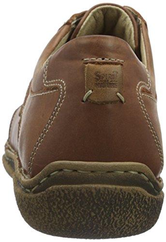 Josef Seibel Neele 03 - Zapatos con cordones para mujer Braun (castagne 345)