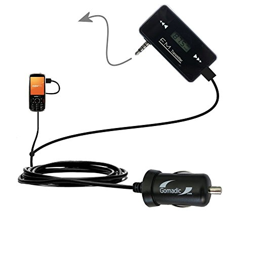 Wireless New Generation FM Transmitter desinged for ZTE Agent with Powerful Compact Car Charger Included hot sale