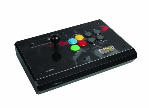 Mad catz tournament edition fightstick review ign.