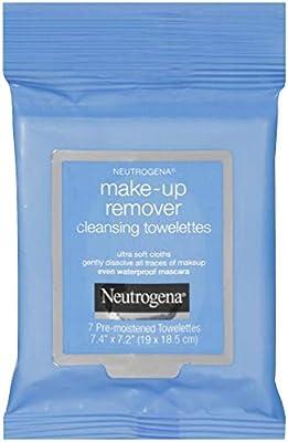 Neutrogena maquillaje Remover Limpieza Toallitas towelettes (7 ...