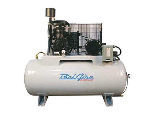 BelAire 338HL 208 - 230-Volt 7.5-HP 80-Gallon Horizontal Ele