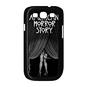 American Horror Story DIY Cover Case with Hard Shell Protection for Samsung Galaxy S3 I9300 Case lxa#310554
