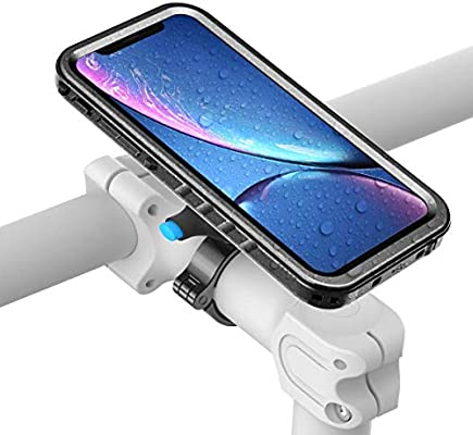 SPORTLINK Soporte Movil Bicicleta para iPhone XR: Amazon.es ...