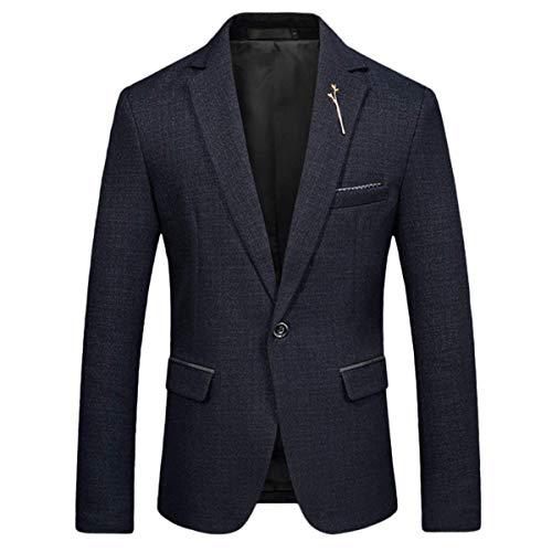 Blazer Comode Tuxedo Uomo Hx Sposa Schwarz Suit Party Business Jacket Abiti Taglie Slim Prom Giacche Fashion Fit Crated Da WggHZfn