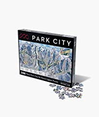 Park City offers 7,300 acres of terrain with some of the best powder the ski country has to offer. Conquering the slopes of this mountain requires some serious dedication. Park yourself in front of this map and earn your turns when you become...