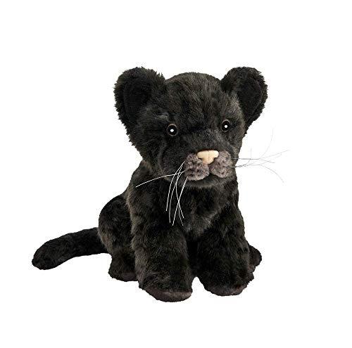 Hansa Creation Toys Jaguar Cub Black Series Toy Soft 17cm 8