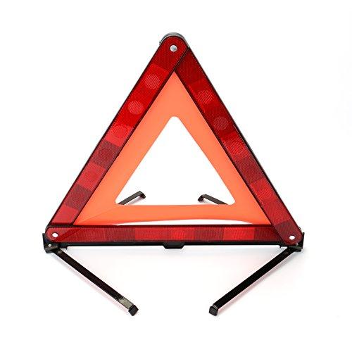 Auto Warning Triangle (Fasmov Triple Warning Triangle Emergency Warning Triangle)