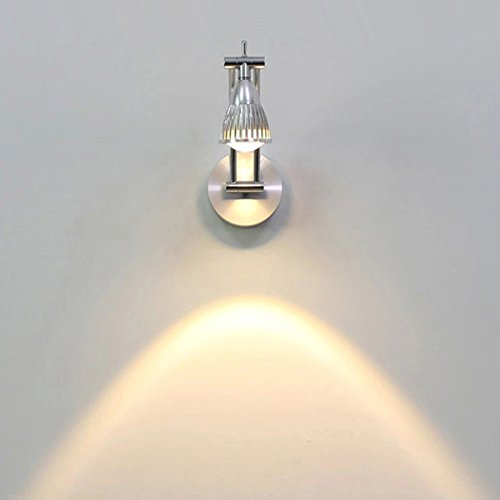 LUMINTURS 3W LED Wall Sconces Picture Lamp Fixture Surface Mounted Light ...