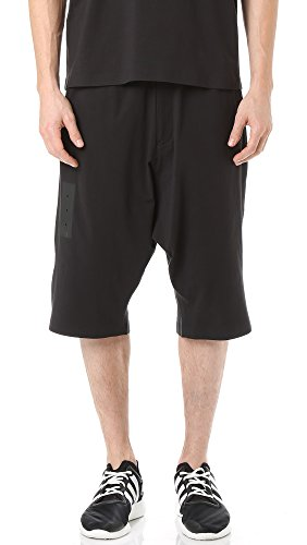 Y-3 Men's Skylight Shorts, Black, Large