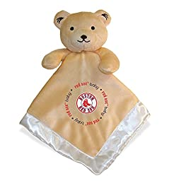 Baby Fanatic Security Bear - Boston Red Sox Team Colors