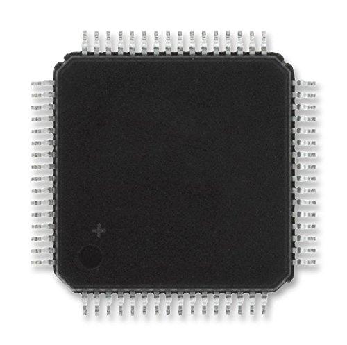 MICROCHIP ATSAM4LS4BA-AU ARM Microcontroller, SAM4L Series, SAM32 Family SAM 4L Series Microcontrollers, ARM Cortex-M4