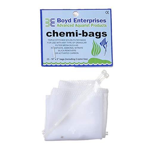 Boyd Enterprises Chemi-Bags 2//Pack 12 Pack 5 x 10.5 Bags