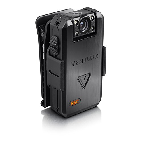 (America's Body Camera. The Venture Camera That Converts from a Body Camera to a Car Camera and Bicycle Camera)
