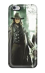 TYH - New Cute Funny Van Helsing Team Moon Monsters Night Scary Woman Blade Man Bow Castle Vampires People Movie Case Cover/ ipod Touch5 Case Cover phone case