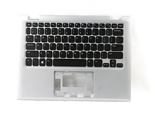 Dell Inspiron Touchpad - Dell Inspiron 11 3147 3148 90 Keys Silver Palmrest With Keyboard Without Touchpad 7W4K6 C002Y F4R5H V144725AS1