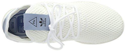 Ftwr S17 Adulte Blanc adidas White Mixte Sport Tactile Hu Tennis de PW Blue Chaussures aOazBqRw