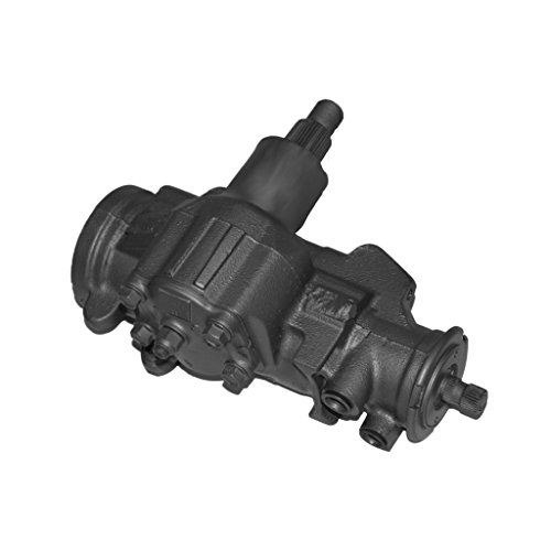 Detroit Axle - Complete Power Steering Gear Box Assembly- for Chevrolet, Dodge, GMC - Power Steering Box