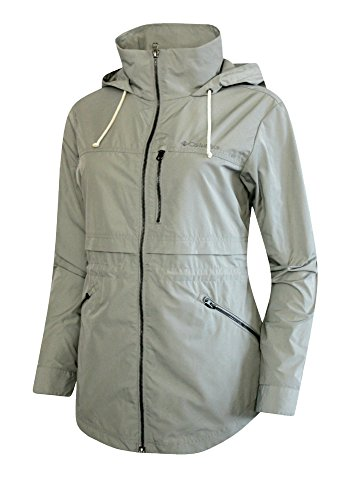 Columbia Bases (Columbia Women's Plus Base Camp Soft Shell Spring / Fall Hooded Jacket (1X))