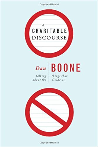 Download A Charitable Discourse: Talking About the Things That Divide Us PDF, azw (Kindle), ePub