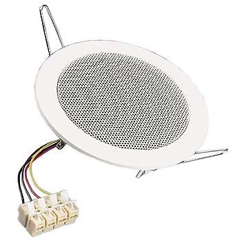 Deckeneinbaulautsprecher Lautsprecher Boxen Musikbeschallung 17cm Visaton VS-DL18//2