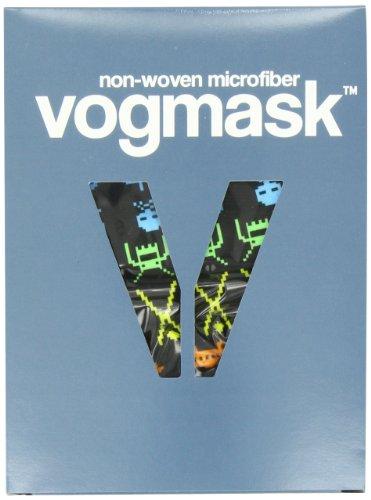 VOGMASK Microfiber Filtering Mask: 8-bit (Wiz Nose)