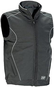 Chaleco Large Negro OMP OMPOR5913089