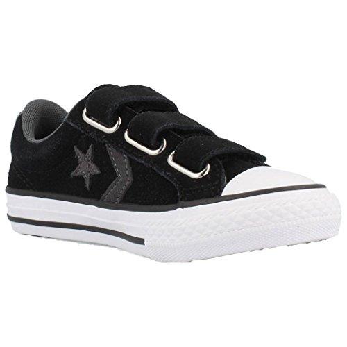 Converse Sp 3V Ox - Zapatillas bajas infantil Negro