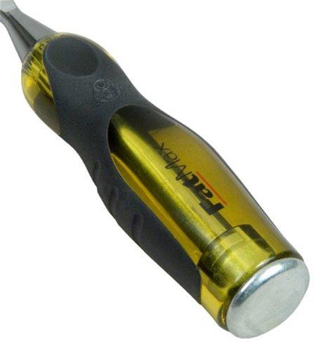 Stanley 0-16-261 Ciseau a bois 25mm fatmax Argent//Noir