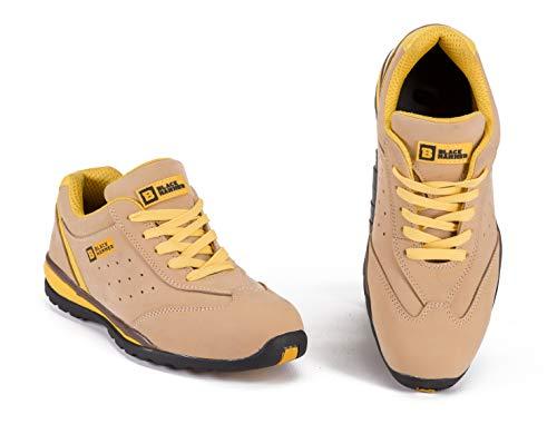 Sécurité De A Hammer Protection Renforcé S1p Src Baskets Randonnée Chaussures Pour Black 4007 Semelle Bout Hommes Travail tqSCwwE