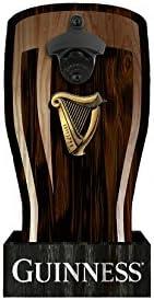 Guinness Bottle Opener Cap Catcher