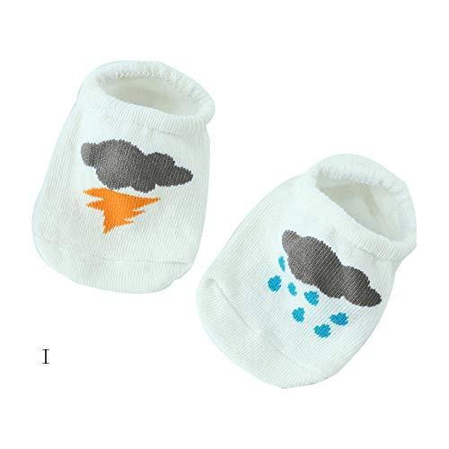❤️ Mealeaf ❤️ Baby Infant Socks Newborn Cotton Boys Girls Cute Cartoon Toddler Anti-Slip Socks by ❤️ Mealeaf ❤️ _ Baby Clothing Accessories (Image #2)