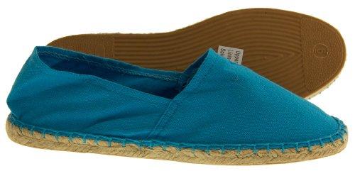Turqouise Footwear Espadrillas Studio Donna Basse WffIrq