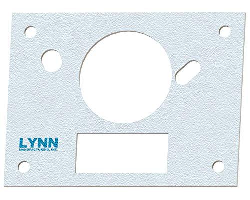 Lynn Manufacturing Replacement Harman Pellet Stove Burn Pot Gasket 3-44-00409, 1-00-07381 ()