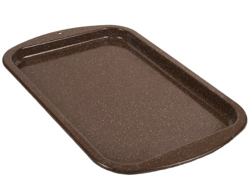 Granite Ware F0626 Better Browning Cookie Sheet, 16-inch by 11-inch (Graniteware Large)