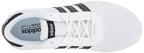 's Black Adidas blanco blanco 5 Lite M negro Women White Running Racer Shoe US White AxA05wrq7