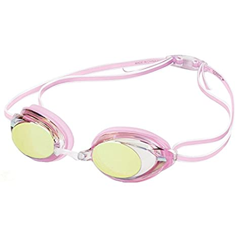 2fbb4a6bd53 Amazon.com   Speedo Women s Vanquisher 2.0 Mirrored Swim Goggles ...