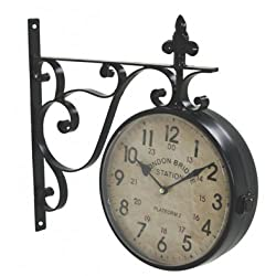 Vintage London Bridge Railway Station Clock