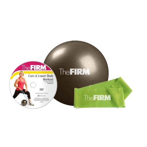 The Firm Coretoner Plus Kit with DVD by The Firm