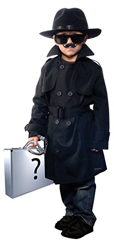 Jr Secret Agent Child Costume