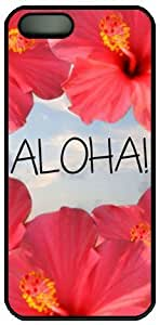 Aloha With Flower Theme Case For Iphone 6 plus Cover Case