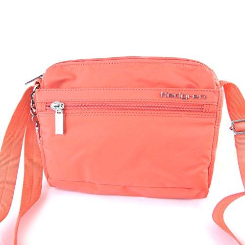 Rosa Hombro 'hedgren'naranja La Cm 23x17x10 Bolsa qwfvvS