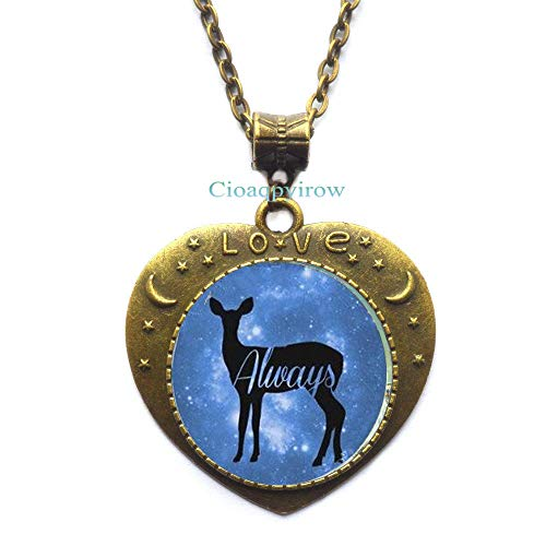 Cioaqpyirow Always Necklace-Friend Gift-Gift for her-Quote-Inspiration-Friendship Necklace,