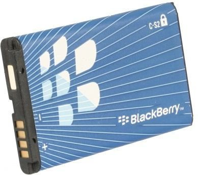 Blackberry Curve Battery Life (Original BlackBerry Battery C-S2 For 7100, Curve 8300 Series, Curve 8520, Curve 8530, Curve 3G, 8700 Series)