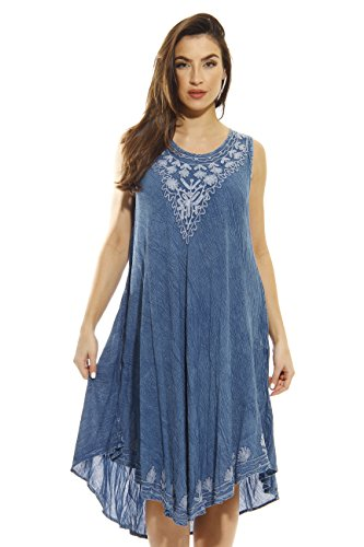 Buy Plus size womens summer dresses - 2
